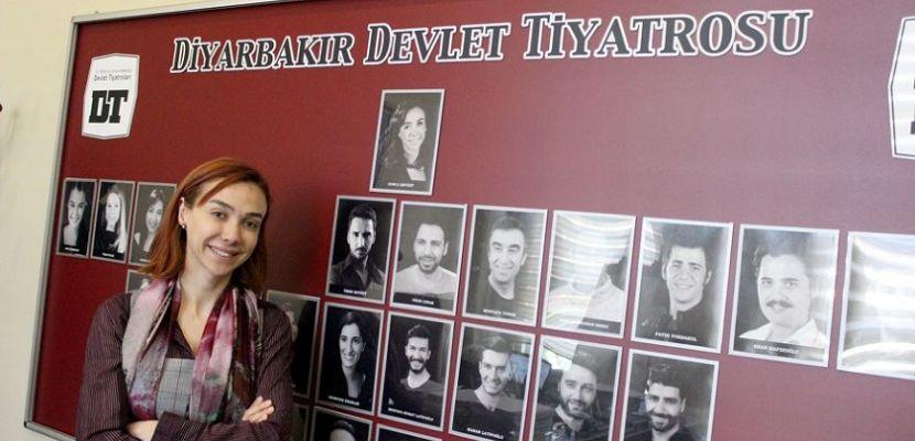 Diyarbakır Devlet Tiyatrosu seyirciyle buluşmaya devam ediyor