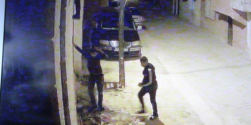 Şanlıurfa'da utandıran hırsızlık