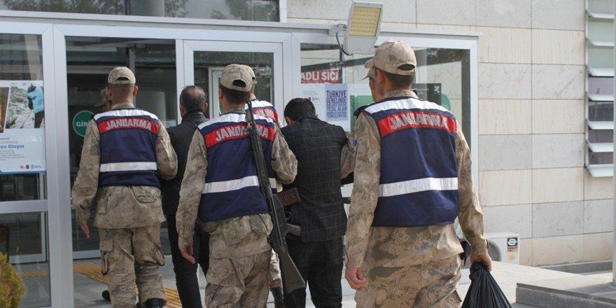 Elazığ'da narkotik operasyonu: 2 tutuklama