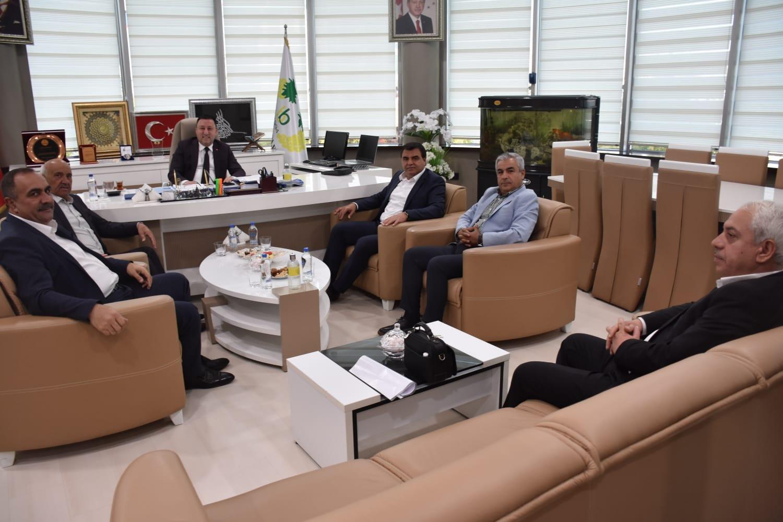 Esnaf temsilcilerinden Beyoğlu'na ziyaret