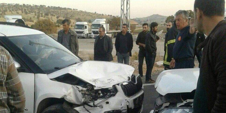 Mardin'de feci kaza: 1'i ağır 5 yaralı