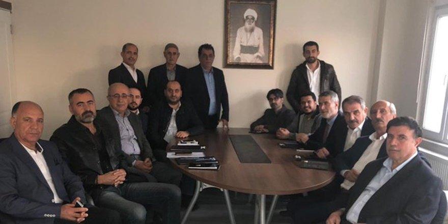 Şeyh Said ve arkadaşlarının mezar yerlerinin bulunması için komisyon toplantısı