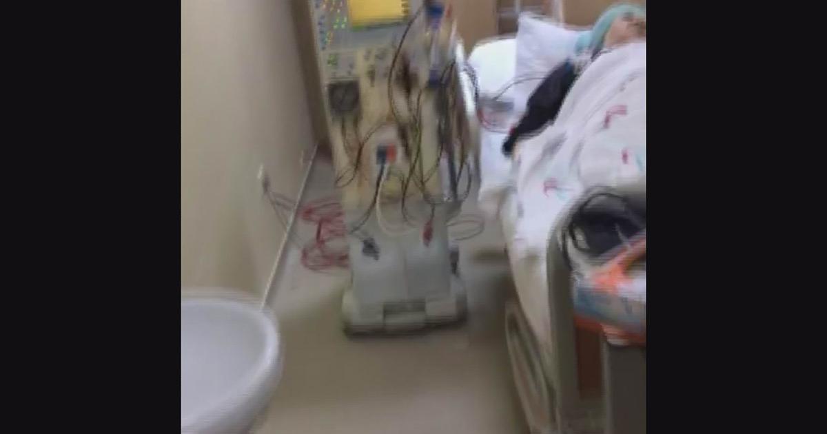 Diyarbakır'da skandal görüntüler, insan canını hiçe sayan hastane!