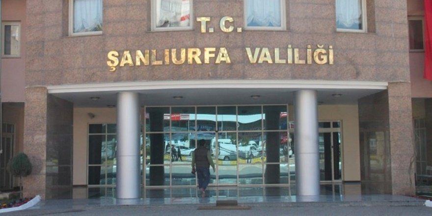 Şanlıurfa'daki etkinlik yasağı bir ay daha uzatıldı