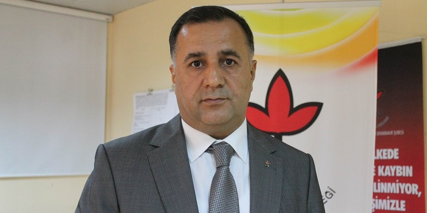 İHD Diyarbakır Şubesi eski Başkanı Bilici'ye 15 yıl hapis istemi