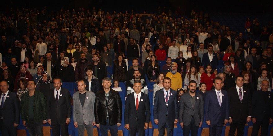Diyarbakır'da 24 Kasım Öğretmenler Günü etkinlikleri