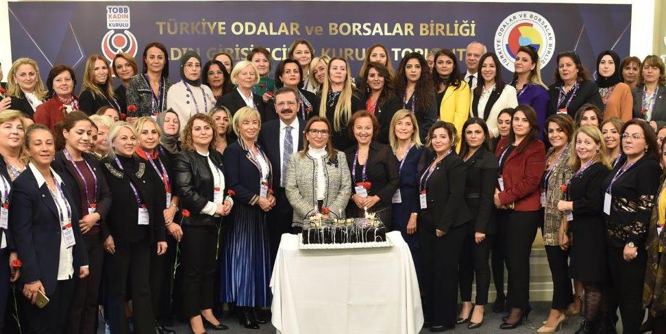 Kadın girişimciler: sayımızı iki katına çıkaracağız