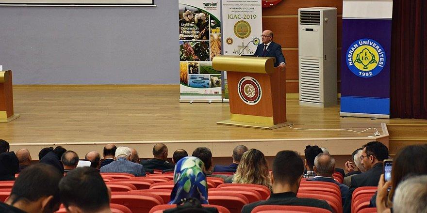 1.Uluslarası Göbeklitepe Tarım Kongresi