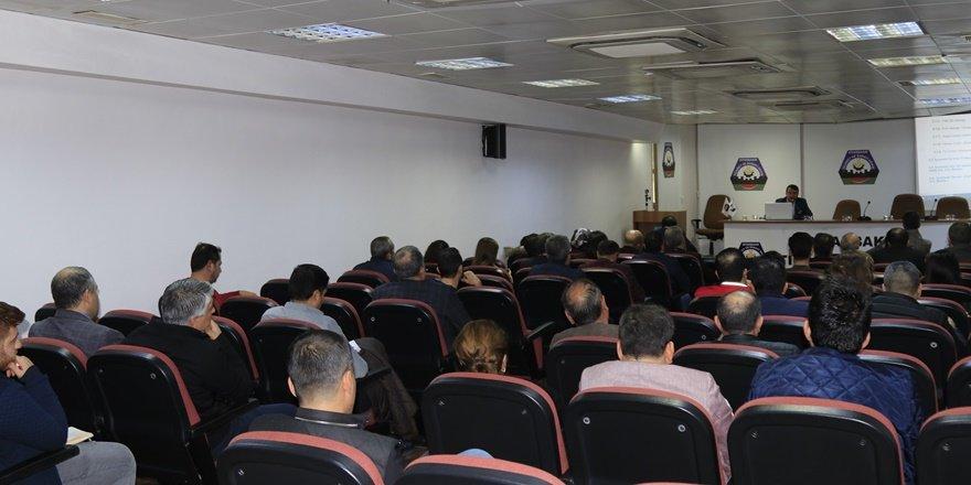 DTSO'da iş hukuku eğitim semineri
