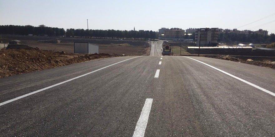 Silvan'da yeni hastane yolu