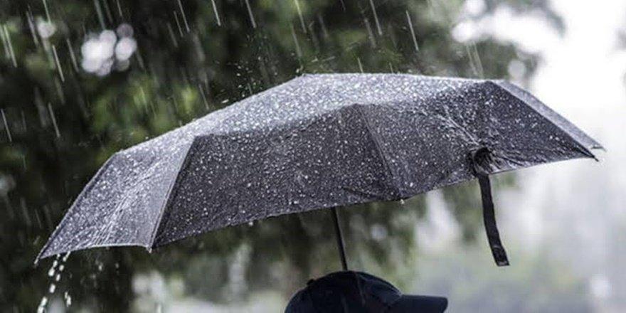 Meteoroloji'den Diyarbakır için kuvvetli yağış uyarısı
