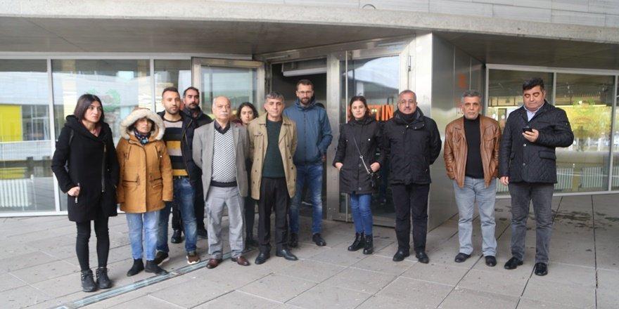HDP'li Yenişehir Meclis üyeleri toplantıya giremedi