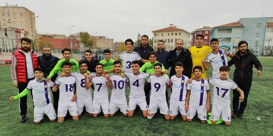 Bağlar Belediyespor'un gençleri Diyarbakır'ı temsil edecek