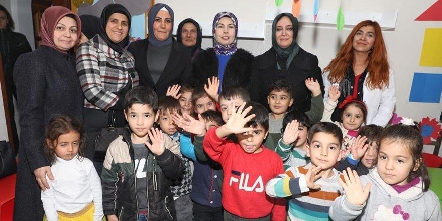 Bağcılar'da Aile destek merkezinin 8'inci şubesi açıldı