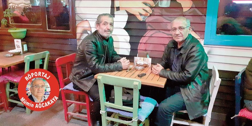 Diyarbakır'da huzur buluyorum