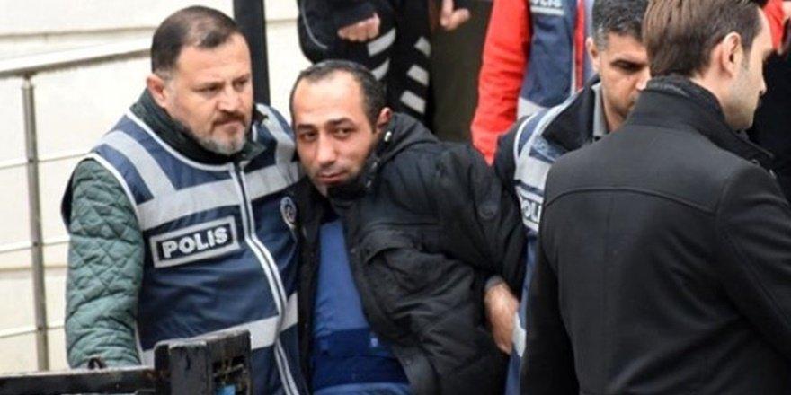 Ceren'in katili Van Cezaevi'ne sevk edildi
