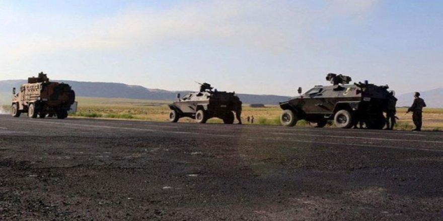Diyarbakır kırsalında 16 gözaltı