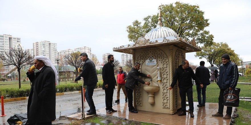 Diyarbakır Büyükşehir'den vatandaşlara çorba ikramı