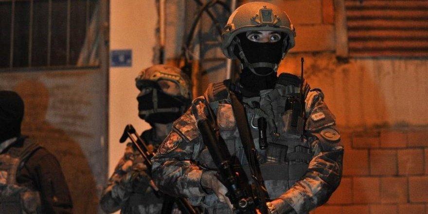 Diyarbakır'da operasyon: 22 gözaltı