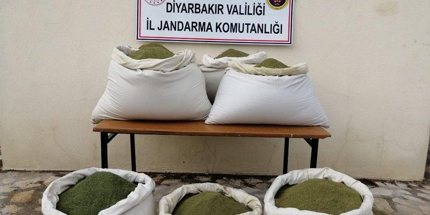Diyarbakır'da narkotik operasyonu