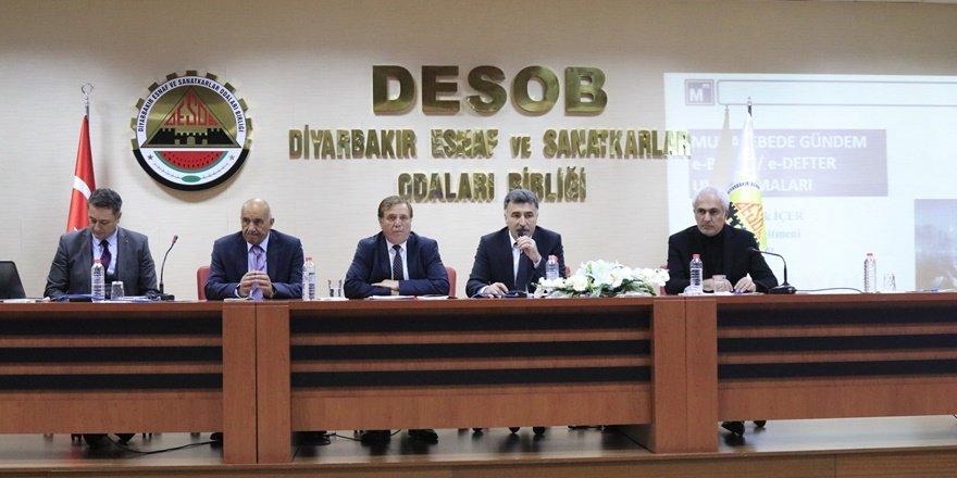 Diyarbakır'da ekonomi dünyası dijitalleşmeyi konuştu