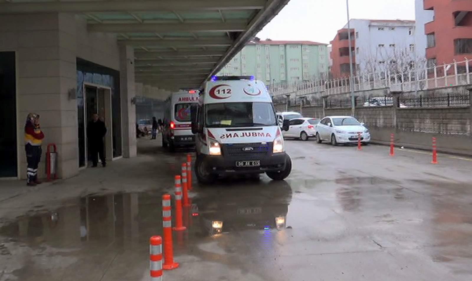 Siirt'te tarım aracı devrildi: 1 yaralı