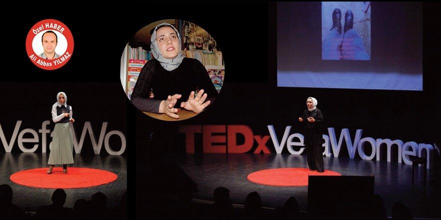 VİDEO - Diyarbakır'ın kadınları 'TEDxVefaWoman'da