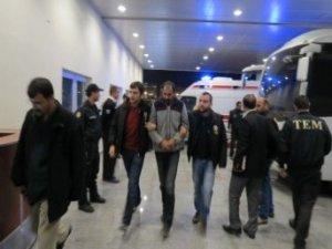 Ovacık'ta gözaltına alınan 6 kişi tutuklandı
