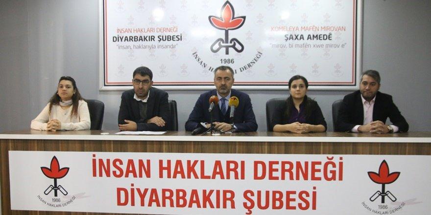 Diyarbakır'daki işkence iddiaları raporlaştırıldı