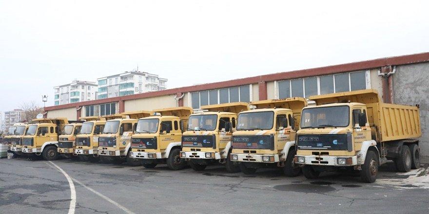 Büyükşehir'den İhtiyaç fazlası 76 araç için ihale
