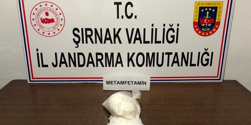 Şırnak Cizre'de narkotik operasyonu