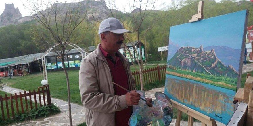 Malazgirtli ressam hayatını kaybetti