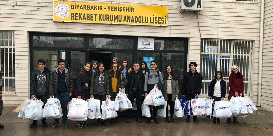 Diyarbakır'da 'kardeş sınıf' kampanyası