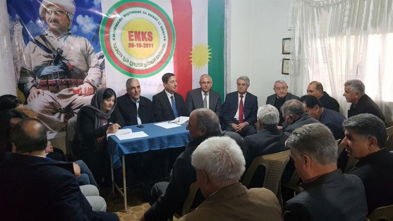 ENKS: Kürt birliği için hiçbir adım atılmadı