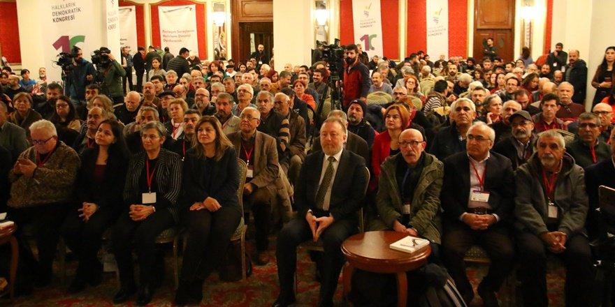 HDK 10'uncu Genel Kurulu toplandı
