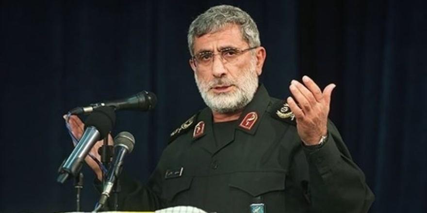 Kudüs Gücü'nün yeni komutanı: İsmail Kaani