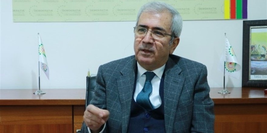HDP'li Taşçıer: 2020 Kürtlerin yılı olacak