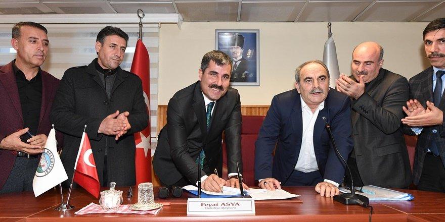 Muş Belediyesinde 2 yıllık TİS imzalandı