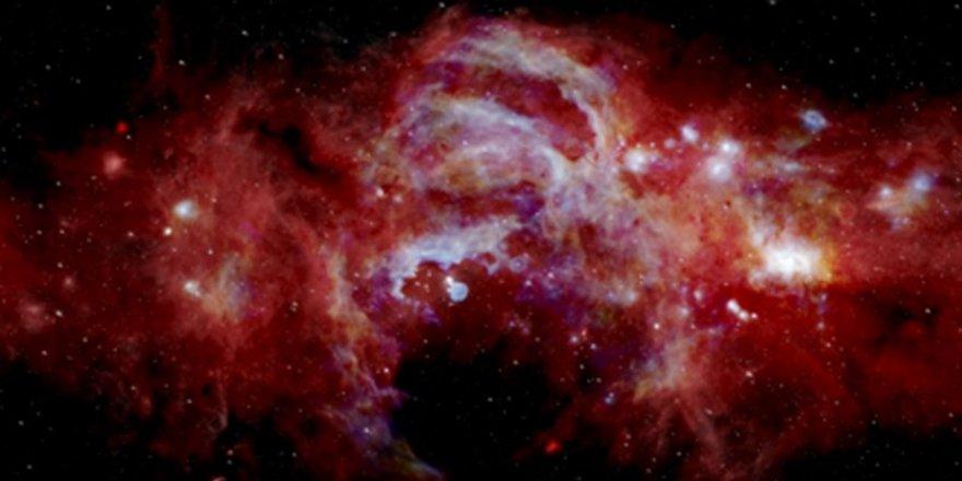 SOFIA Teleskobu, Samanyolu'nun merkezini görüntüledi