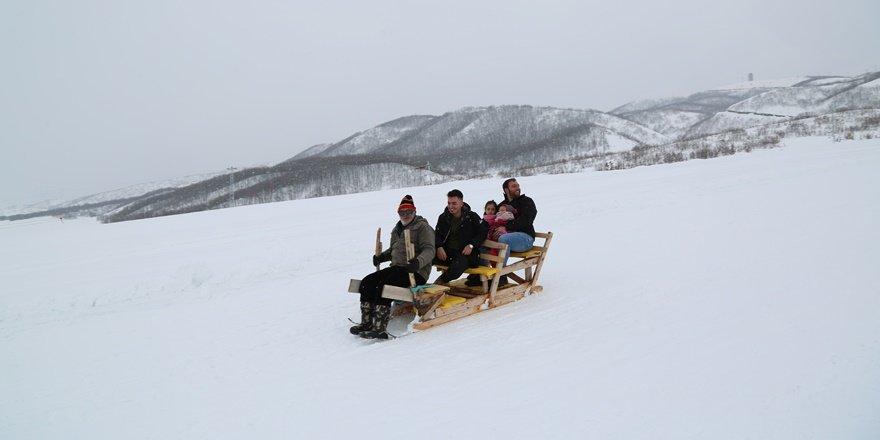 Dersim'in kayak merkezi 'Uludağ'ı aratmıyor