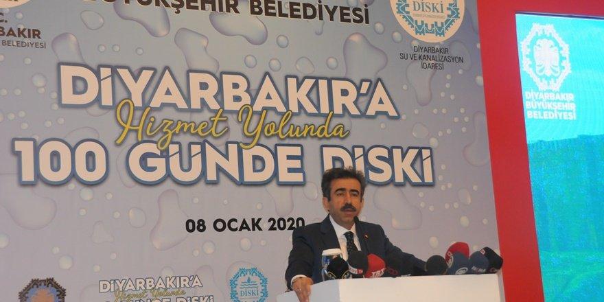 Güzeloğlu: 2 yılda içme suyu sorununu çözeceğiz