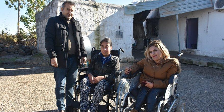 Şırnak'ta bir engelli bedensel engelliler için dernek kurdu