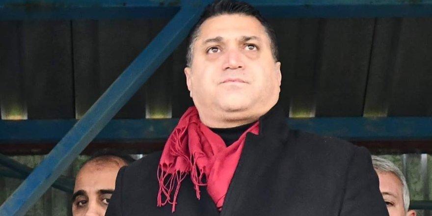 Diyarbekirspor'un yeni başkanı Turhan İlgi'den spor camiasına çağrı