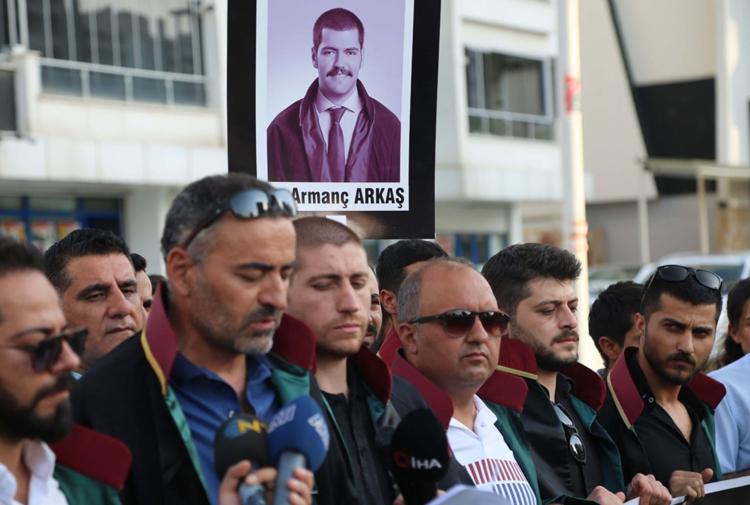 Baro Başkanı Aydın'dan duruşmaya katılım çağrısı