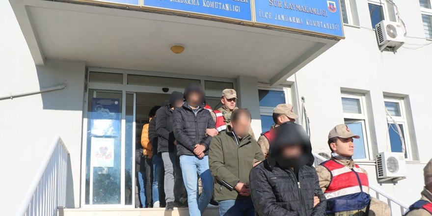 VİDEO - Diyarbakır'da operasyon