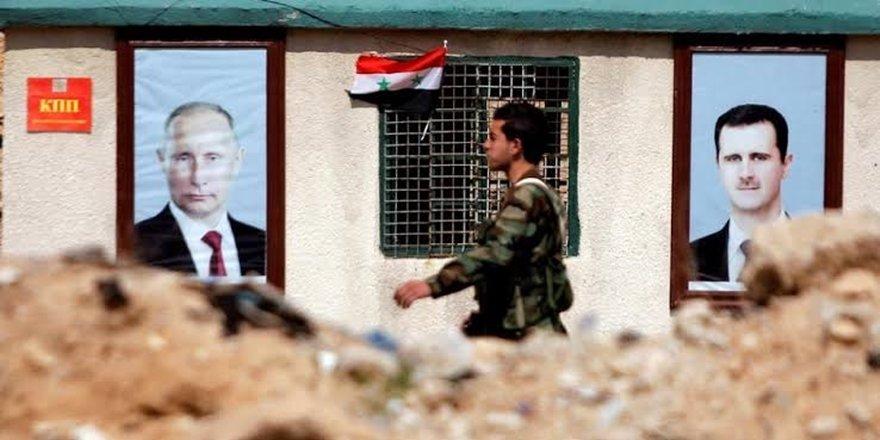 Suriye ve Türkiye istihbaratı Rusya'da görüştü iddiası