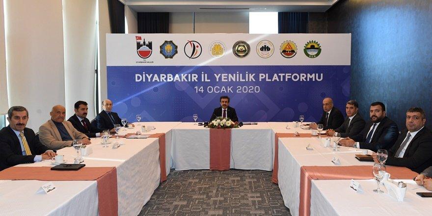 VİDEO - Diyarbakır'da patent ve marka temsilciliği açılışı