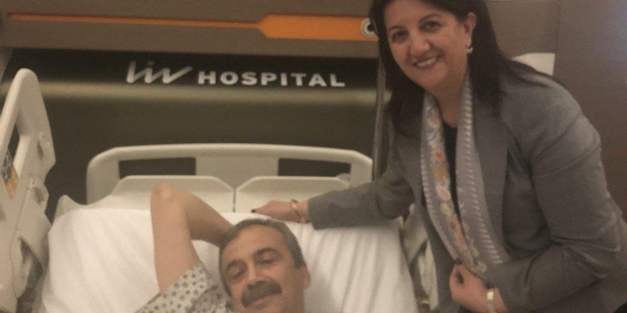 HDP'li Sırrı Süreyya Önder ameliyat oldu
