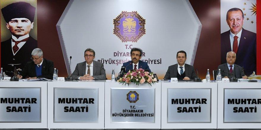 Vali Güzeloğlu: Diyarbakırlılara suyu maliyetinin altında ulaştırıyoruz