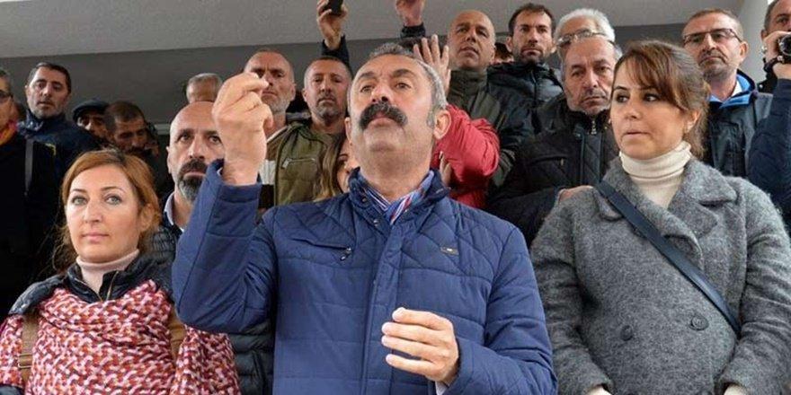 Başkan Maçoğlu'ndan haciz açıklaması